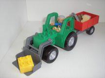 Lego Duplo - Nyerges vontató 4687