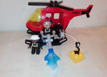 Lego Duplo Tűzoltó Helikopter 4967