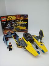 Lego Star Wars -Jedi Starfighter és Vulture Droid 7256