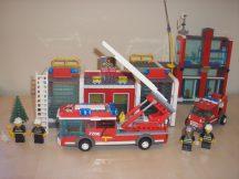 Lego City - Tűzoltóállomás 7208