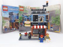 Lego Creator - Sarki csemegeüzlet 31050 (katalógussal)