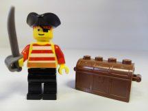 Lego Pirates figura - Kalóz (pi025)