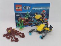 LEGO City - Mélytengeri búvárrobogó (60090) (katalógussal)