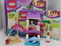 Lego Friends - Emma vizimentő figyelőhelye 41028 (Doboz+Katalógus)