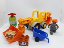 Lego Duplo - Árokásó rakodó 10811