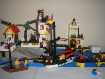 LEGO System - Imperial Trading Post 6277 EXTRA RITKASÁG kalóz, erőd, vár