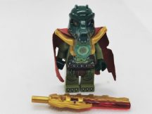 Lego Legends of Chima figura - Cragger - Cape (loc024)