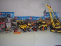 Lego City - Bontási terület 60076