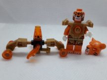 Lego Legends of Chima figura - Tormak - Orange Outfit  (loc073)