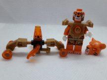 Lego Legends of Chima figura - Tormak - Orange Outfit  (loc073)