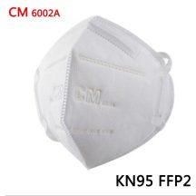 Professzionális FFP2 szájmaszk N95, FFP2 (fehér színben)