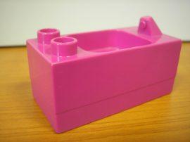 Lego Duplo mosogató (sötét)