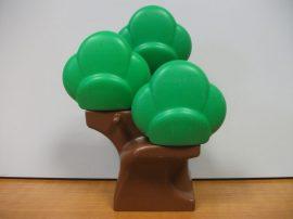 Lego Duplo fa ( v. zöld lombokkal ! )