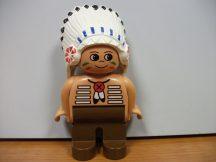 Lego Duplo ember - indián