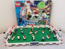 Lego Sport figura - Nagy Bajnokság Kupa 3425 (dobozzal) (pici eltérés) FOCIPÁLYA