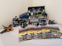 Lego Agents - Mozgó Parancsnoki központ 8635 (pici hiány)