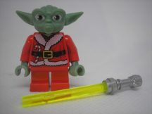 LEGO Star Wars figura - Santa Yoda with Backpack (SW358)