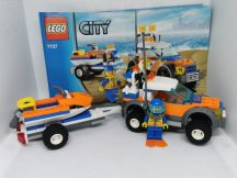 Lego City - Coast Gurad, Parti őrség 7737