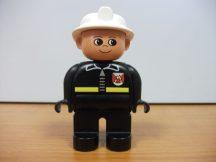 Lego Duplo ember - tűzoltó (száján pici kopás)