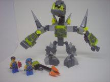 Lego Power Miners - A kristálykirály 8962
