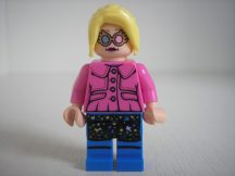 Lego figura Harry Potter - Luna Lovegood 4841 RITKASÁG (hp103)