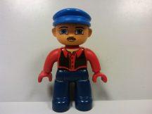 Lego Duplo ember - fiú (piros kezű)