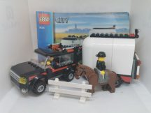 Lego City - Lószállító 7635