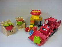 Lego Duplo - Bob mester Muki Muck munkagép 3294