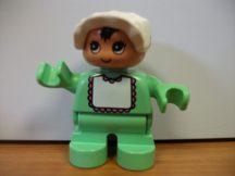 Lego Duplo ember - gyerek (szája kopott)