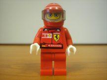 Lego Racers figura - Ferrari pilóta (rac024as)