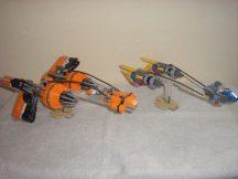 LEGO Star Wars - Anakin és Sbulba versenygépe 7962 (figurák hiányoznak)