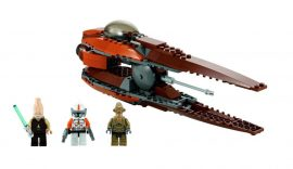 Lego Star Wars -Geonosian Starfighter 7959