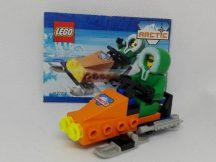 Lego Town figura - Hó robogó 6577