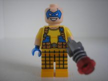 Lego figura Super Heroes -  Trickster (sh210) haj nélkül!