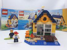 Lego Creator - Tengerparti kunyhó 31035 (katalógussal)