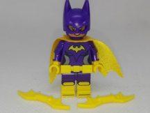 Lego Super Heroes Batman figura - Batgirl köpenyes 70902 készletből ÚJ (sh305)