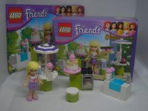 Lego Friends - Stephanie szabadtéri sütödéje 3930