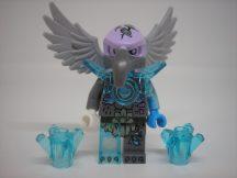Lego Legends of Chima figura - Vornon - Trans-Light Blue Armor (loc096)