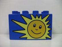 Lego Duplo képeskocka - nap (karcos)