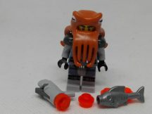 Lego Minifigura - Shark Army Octopus (coltenm12)