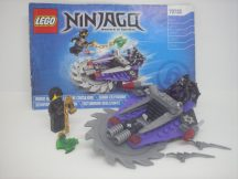 LEGO Ninjago - Légpárnás vadász 70720
