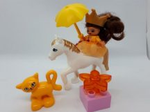 Lego Duplo - A hercegnő és lova 4825