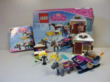 LEGO Disney - Jégvarázs - Anna és Kristóf szánkós kalandja 41066 (Lego Friends)