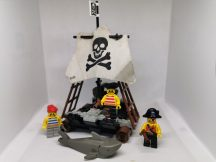 Lego Pirates - Tutajos Támadók 6261 (egyik figura más, vitorlán pici hiba)