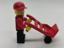 Lego Town City figura - Postai Alkalmazott (post007)