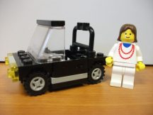 Lego Legoland - Sport Convertible 6501