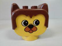 Lego Duplo Állat fej !