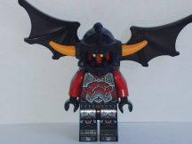 Lego Nexo Knights figura - Ash Attacker (nex065)