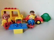 Lego Duplo - Kemping Szett 2630 (figurák arcán kicsi kopás)