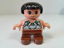 Lego Duplo ember - gyerek ősember dinó